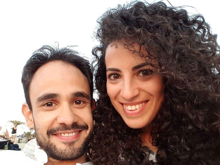 Alberto Fanfani and Marta Danisi have died. Pic: Facebook