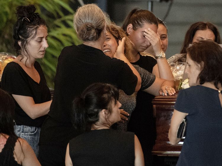 Victims' families to boycott Genoa state funeral