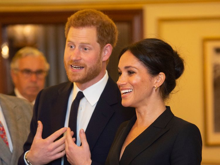 The Duke and Duchess of Sussex have returned to their royal duties