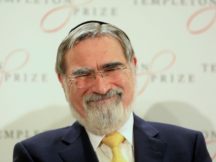 Corbyn is an anti-Semite, ex-chief rabbi claims
