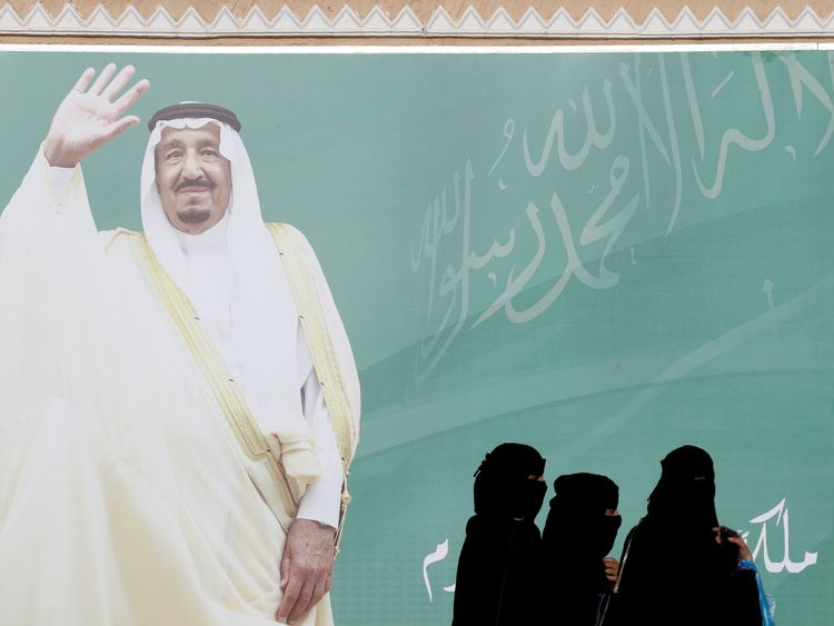 Female Saudi activist 'first to face death penalty'