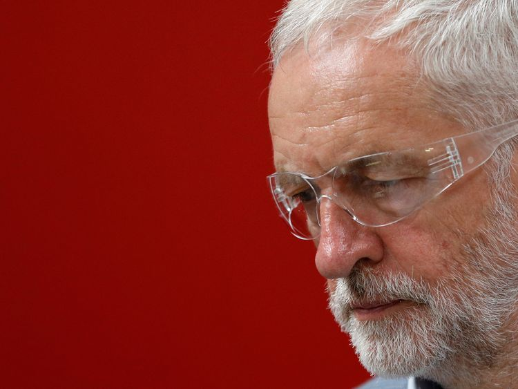 Corbyn ally re-elected to NEC after anti-Semitism rant