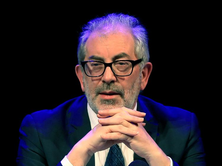 File photo dated 27/03/18 of former head of the Civil Service Lord Kerslake who has warned Britain may have to rethink the decision to leave the European Union if the Government is unable to strike a Brexit deal with Brussels. PRESS ASSOCIATION Photo. Issue date: Saturday August 18, 2018. See PA story POLITICS Brexit. Photo credit should read: Peter Byrne/PA Wire
