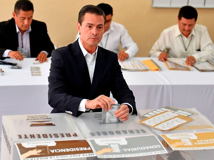 Mexican President Enrique Pena Nieto said the new deal could be done by the end of the week