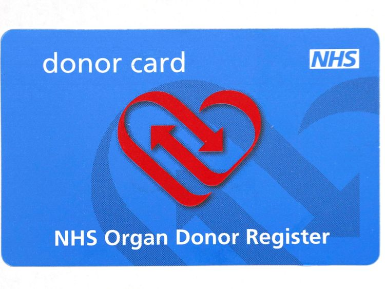 UK announces new organ donation plan