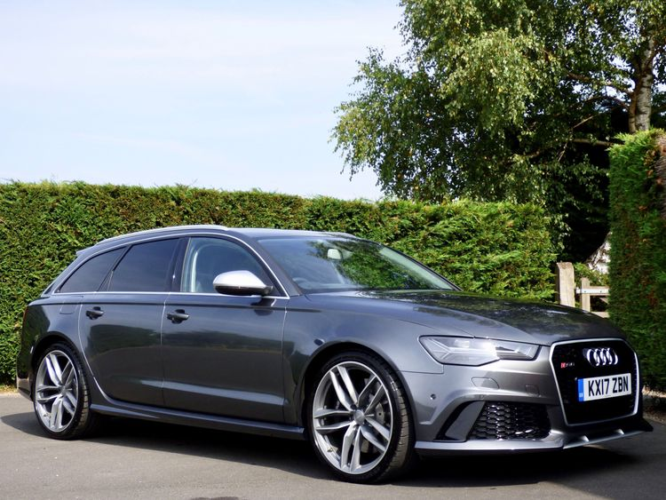 Prince Harry Sells His Audi RS6 Avant