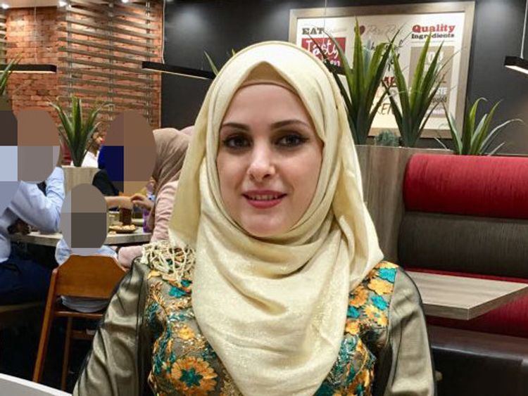 Raneem Oudeh, killed in a double murder in Solihull