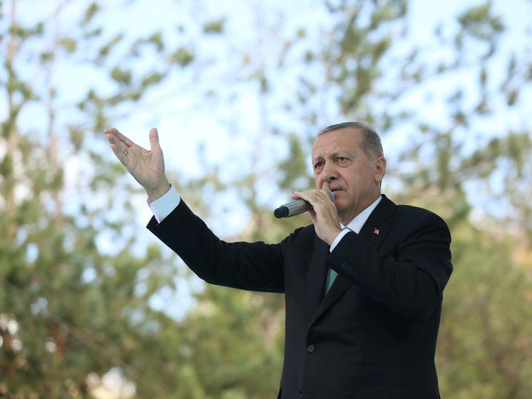 Turkish lira at record low as Trump doubles tariffs