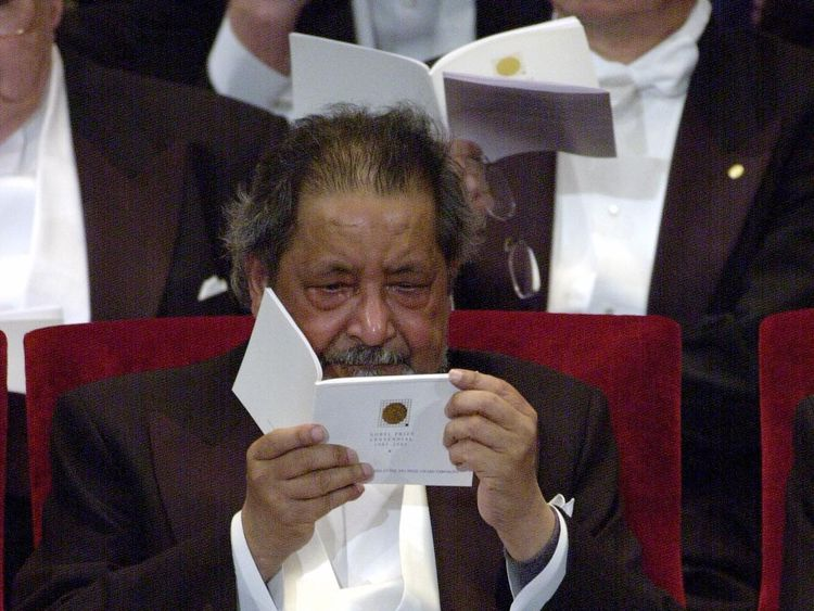British novelist and Nobel laureate Sir VS Naipaul dies at 85
