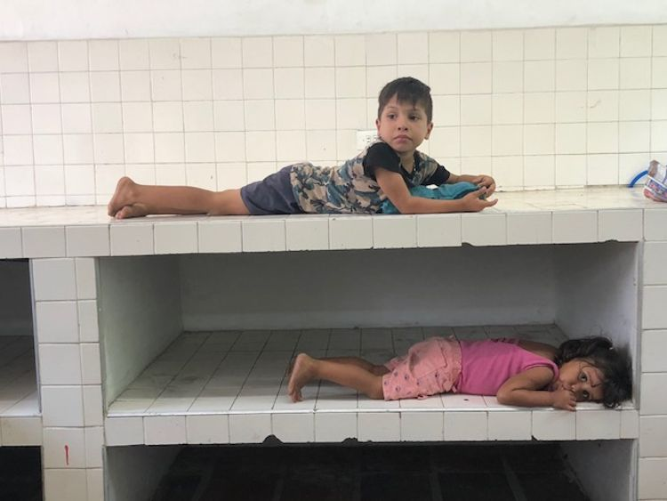 Families with young children are fleeing Venezuela in search of better lives