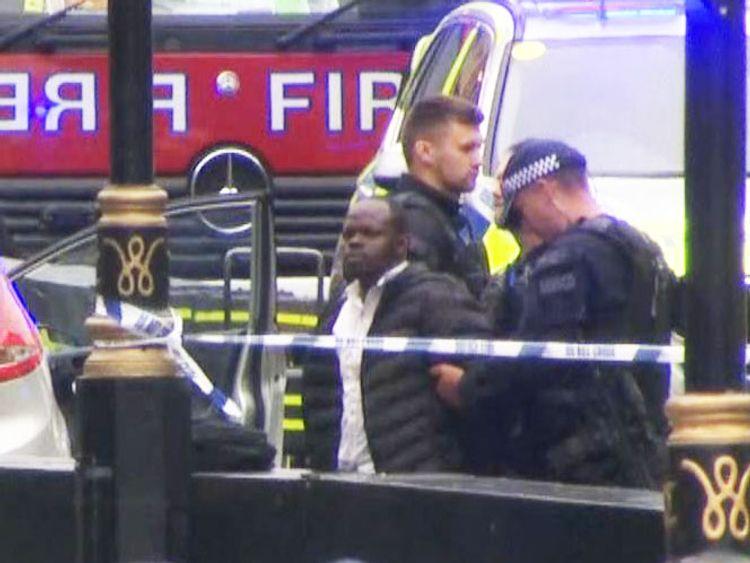 Sharp increase in 'live terror investigations' - No 10