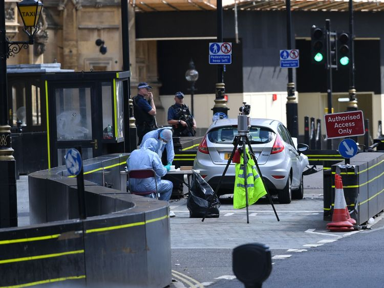 Police raids as terror suspect's route revealed
