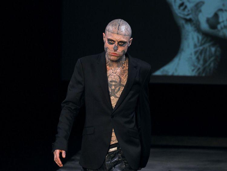 Lady Gaga 'devastated' by Zombie Boy death