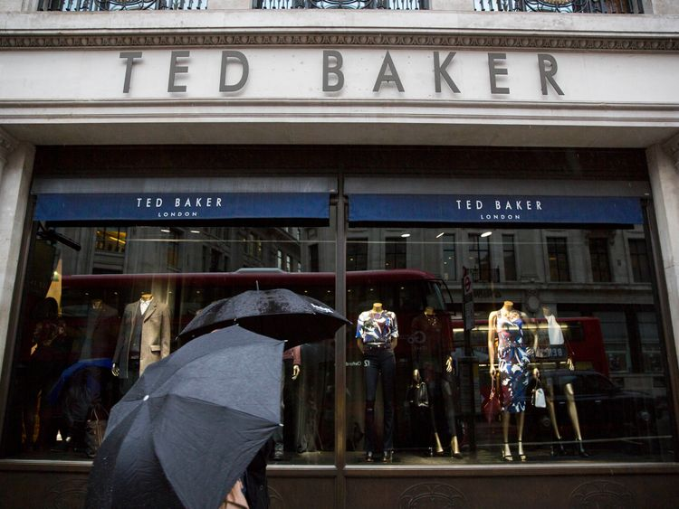 KPMG fined €2m for misconduct on Ted Baker audit