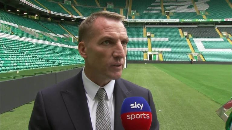 5:55                                            Celtic manager Brendan Rodgers says winning the Scottish Premiership is tough