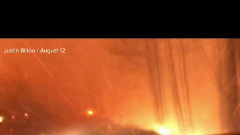 MONTANA FIRE UGC