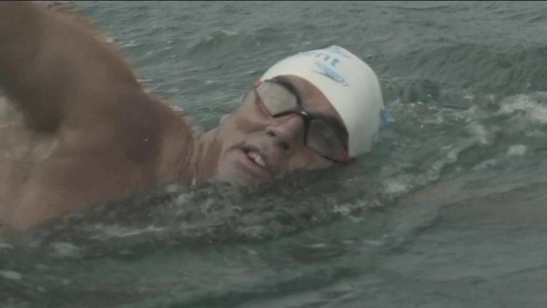 cffdf01e08ee The Long Swim  Lewis Pugh s daily blog