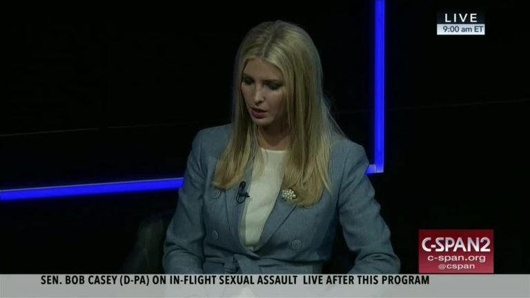 Ivanka Trump: Family separations 'low point'