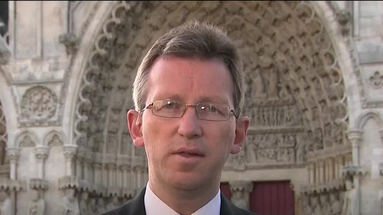 The Culture Secretary Jeremy Wright says Boris Johnson should be more careful with language over his comments about burkas.