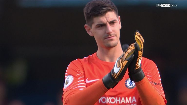 'I fear he won't show up tomorrow' - Belgian football expert Kristof Terreur reveals why Chelsea can expect Thibaut Courtois to stay away before Deadline Day