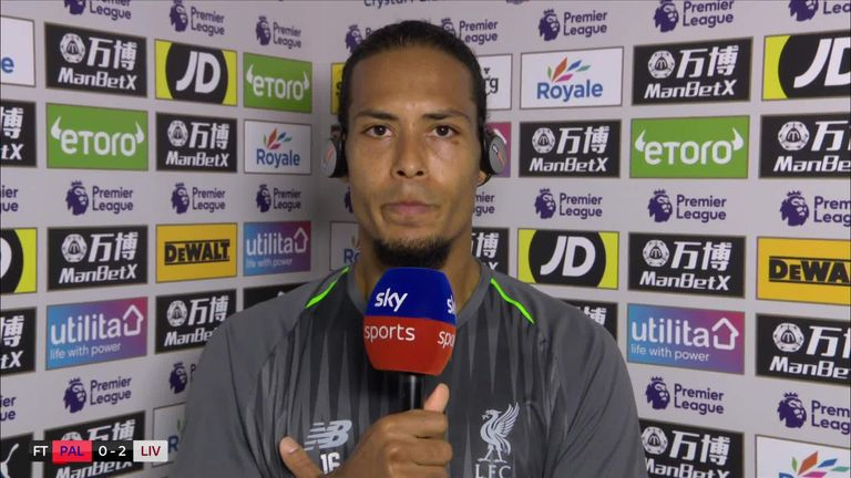 Carragher tips Van Dijk for Anfield greatness