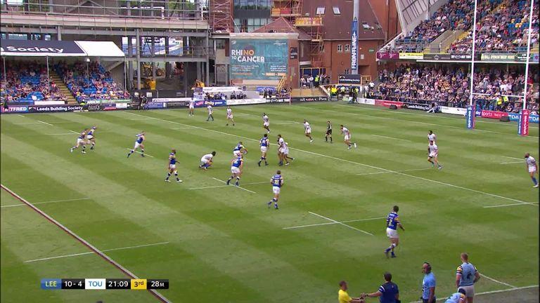 Watch highlights of the match at Emerald Headingley Stadium