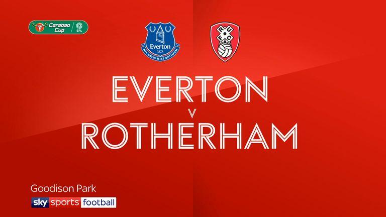 Everton 3-1 Rotherham