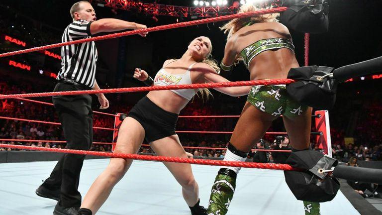 January 3rd, 2019 REVOLT Ronda-rousey-wwe-raw_4382625
