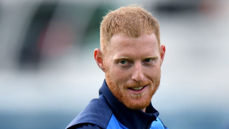 Stokes grew up in New Zealand and Cumbria