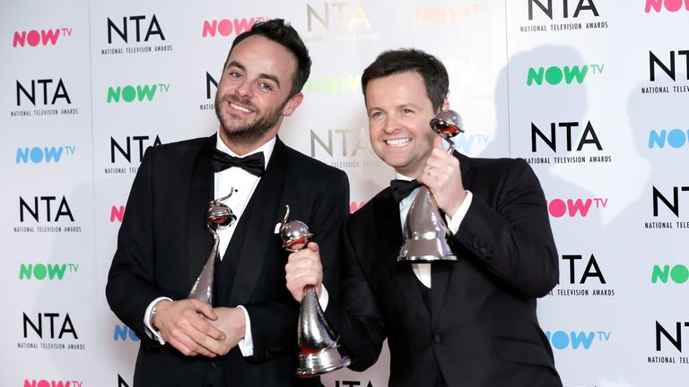 Ant McPartlin is to continue with his break from the show