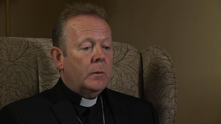 Archbishop Eamon Martin, the Primate of All Ireland, said the issue would not disappear
