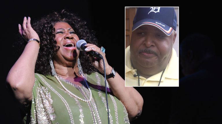 Ralphe Armstrong played bass for Aretha Franklin for 30 years