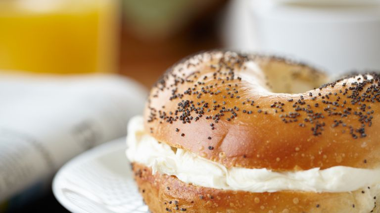 The poppyseed bagel meant the new mother tested positive for opiates
