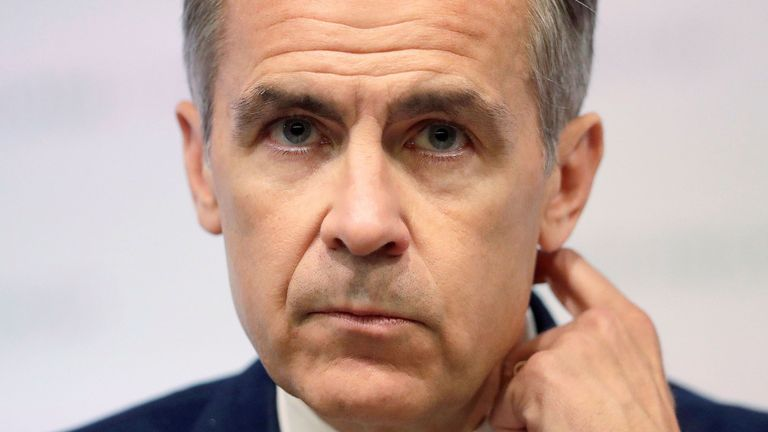 The Bank of England could be about to raise interest rates