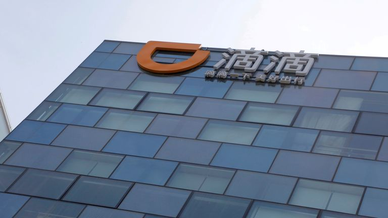DiDi Chuxing's headquarters are based in Beijing