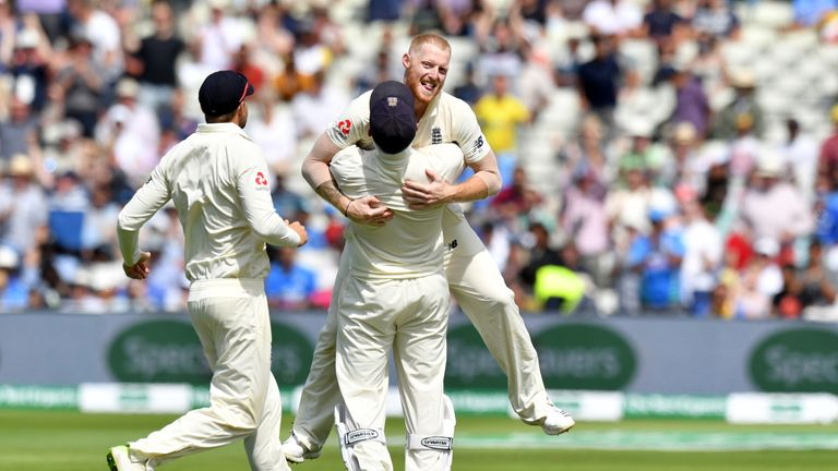 England coach Trevor Bayliss said three men would be needed to replace Stokes during the India Test while he is on trial