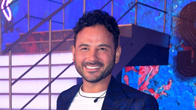 Ryan Thomas was given a formal warning by Big Brother over the incident