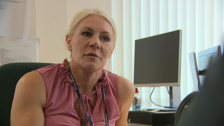 Detective Inspector Sharon Alderson said burglary is a priority in Durham