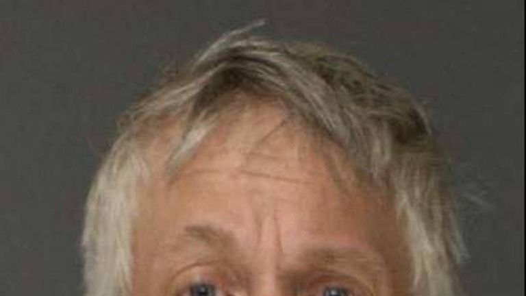 David Brooks Light was charged with cannabis possession Pic: Berks County Police