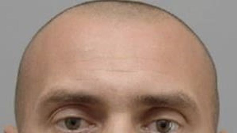 Florin Ghinea was arrested in Watford. Pic: National Crime Agency