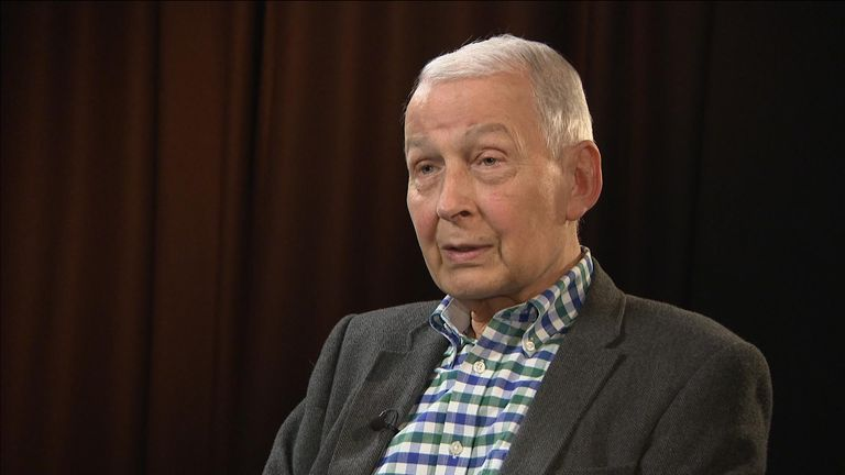 Frank Field says Labour must listen to Jews when it comes to anti-Semitism