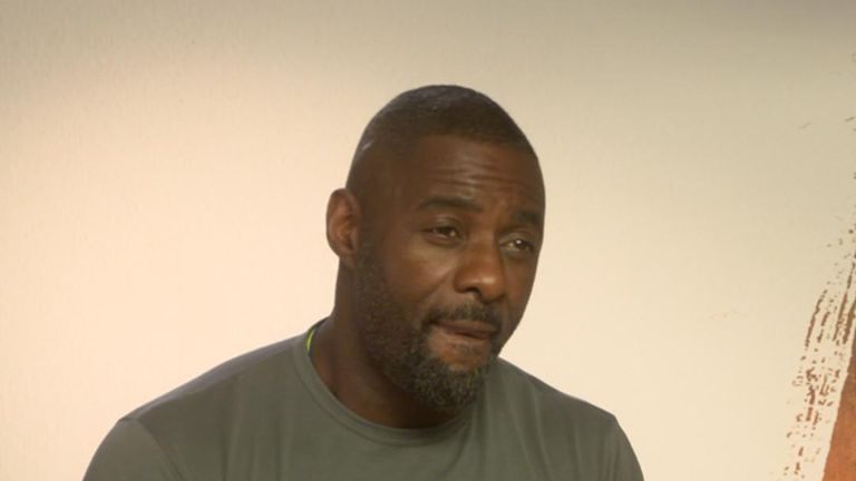 Idris Elba maintains dismissal of James Bond rumours