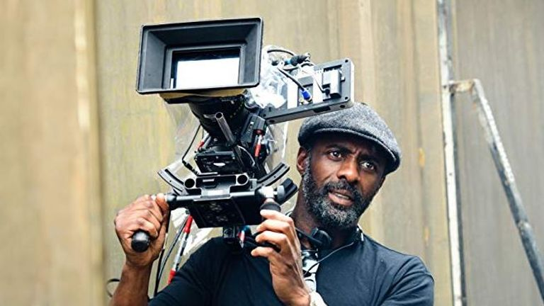 Idris Elba has directed his first film, Yardie