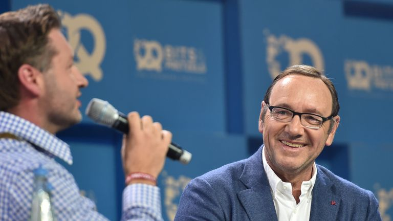 Kevin Spacey's latest film reportedly made just $98 in its opening weekend