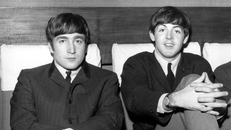 John Lennon and Paul McCartney had distinctive writing styles, according to the experts