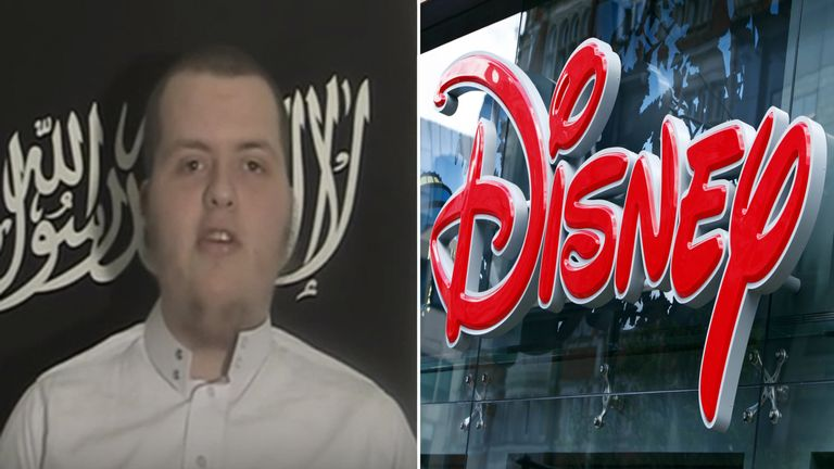 Lewis Ludlow has admitted to plotting to kill people outside the Disney store in Oxford Street
