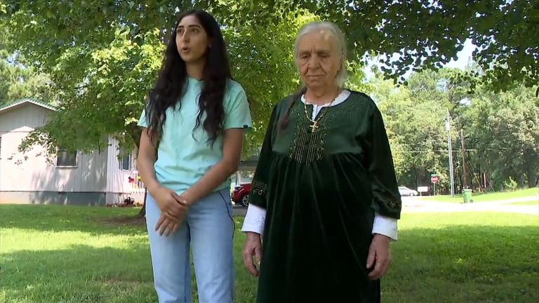 Martha Al-Bishara and Martha Douhne