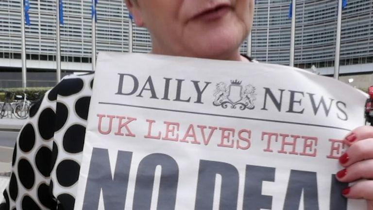 Image result for brexit no deal