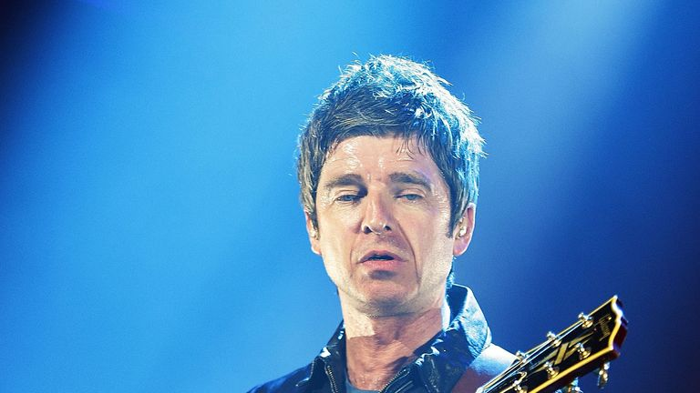 Noel Gallagher has found a lost album in his sock drawer