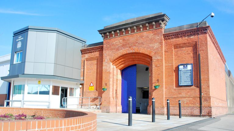 Nottingham Prison received an urgent notification in January